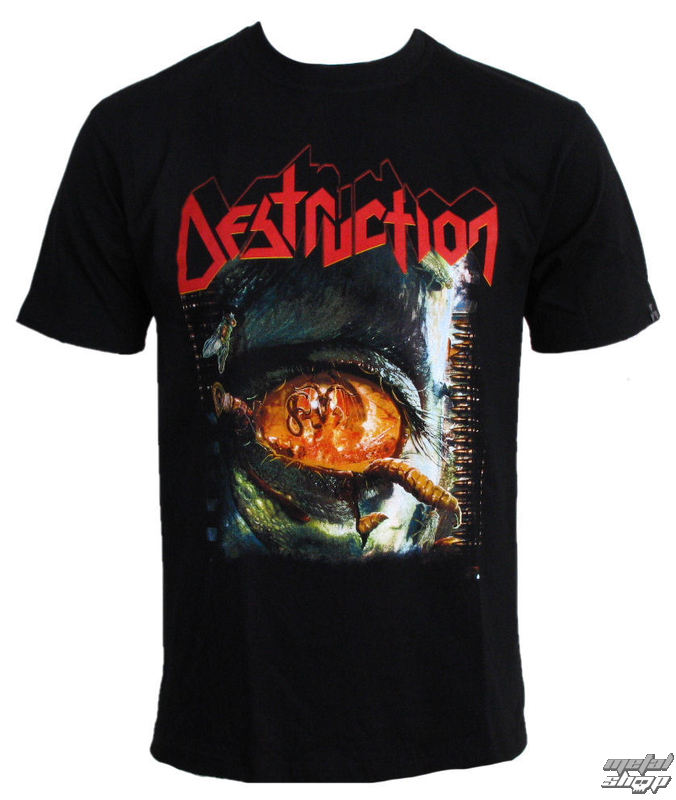 t-shirt metal uomo Destruction - Day Of Reckoning - NUCLEAR BLAST