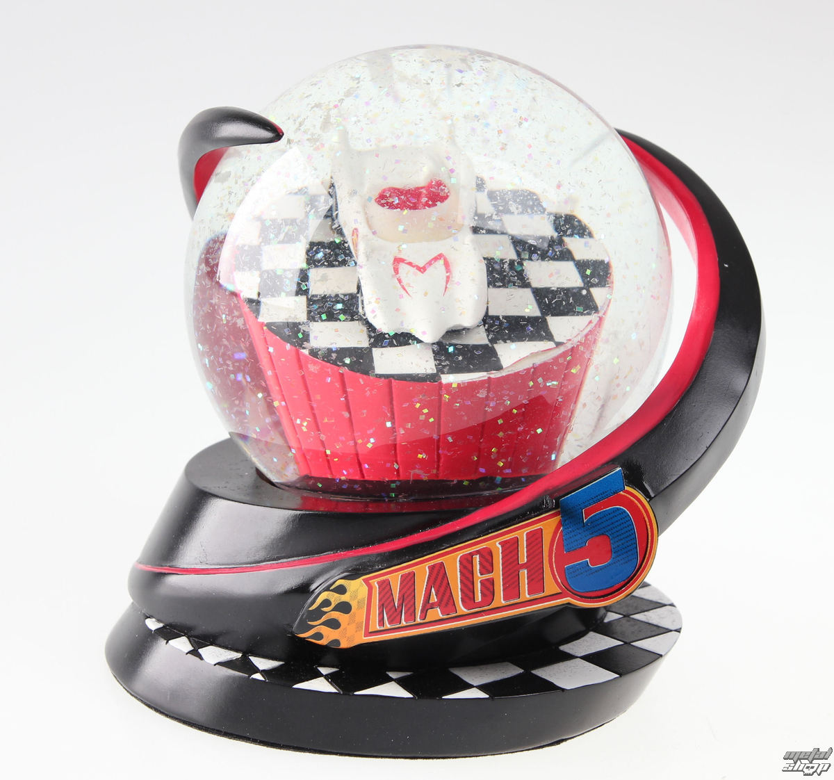 modello Speed Racer Statue Muschio 5 Globo