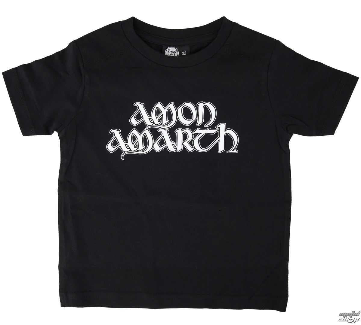 t-shirt metal bambino Amon Amarth - Logo - Metal-Kids
