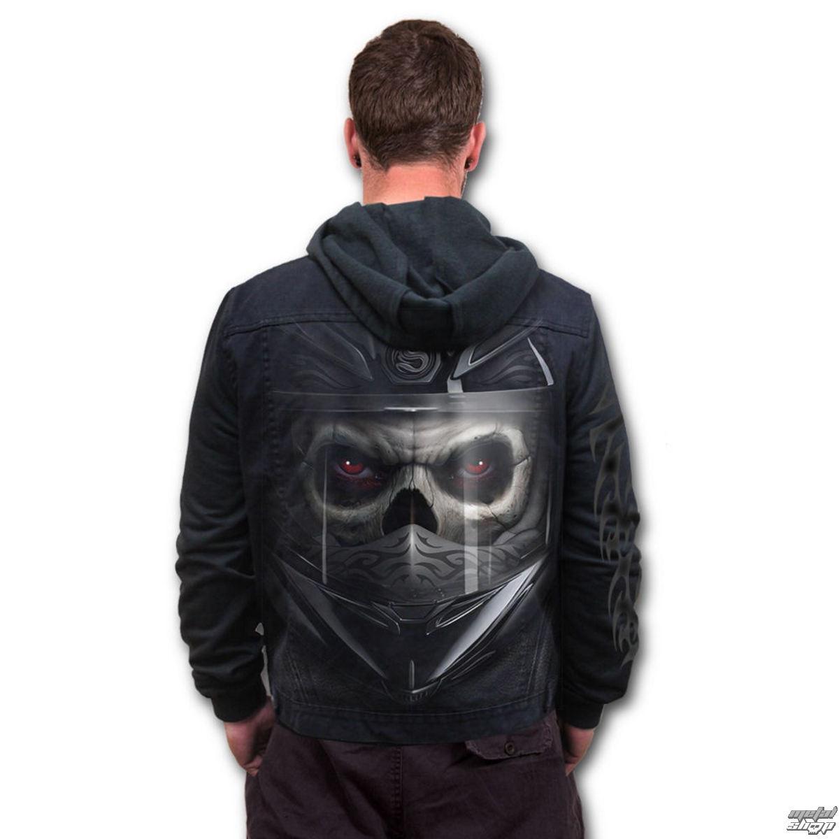 online store f61ee 88db6 giacca primaverile / autunnale uomo - Demon Biker - SPIRAL