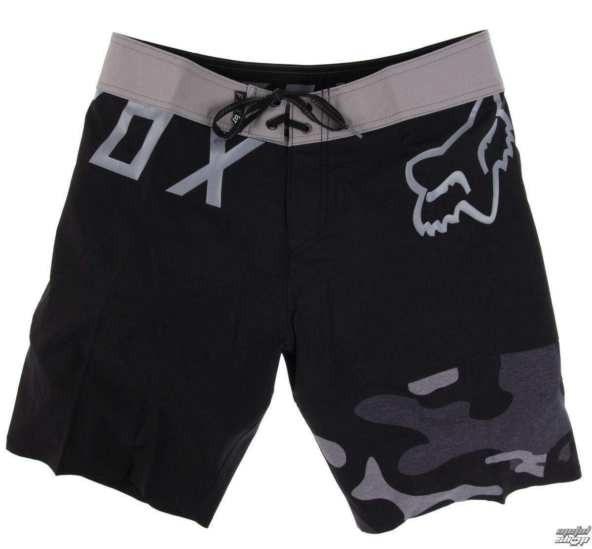 Costumi da bagno uomini pantaloncini fox flight moth camo 19958 027 metal - Uomini in costume da bagno ...