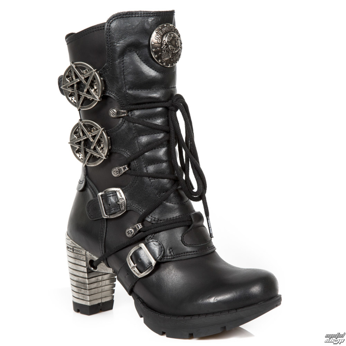 scarpe con il tacco donna NEW ROCK