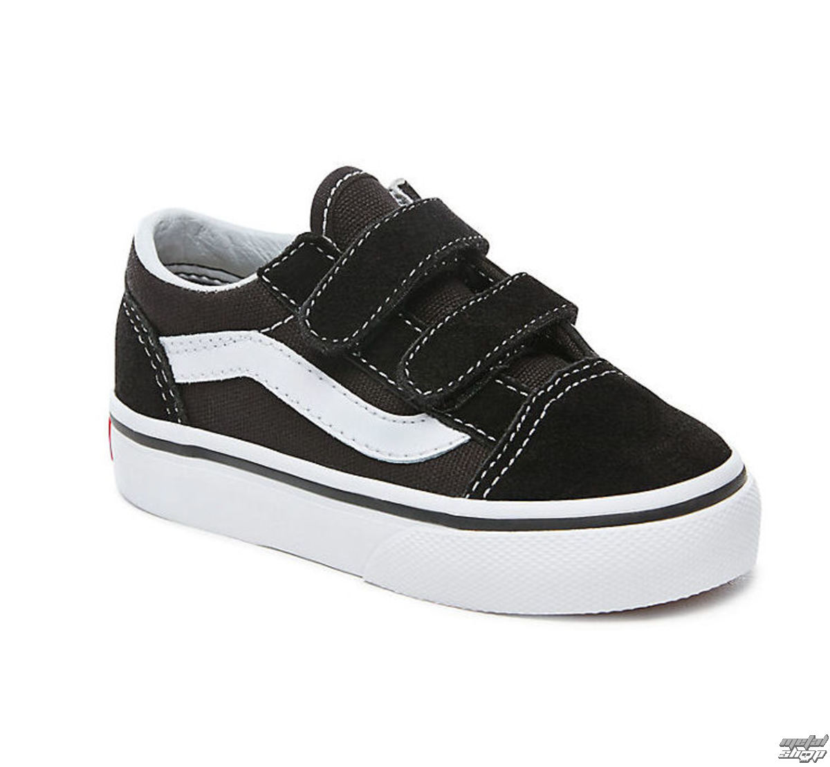 vans old school black bambino