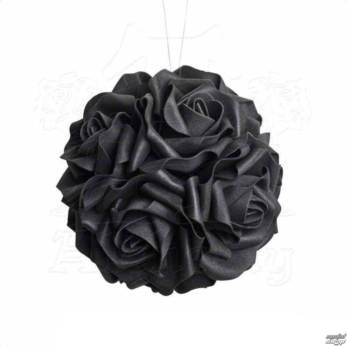 Decorazione ALCHEMY GOTHIC - Black Rose