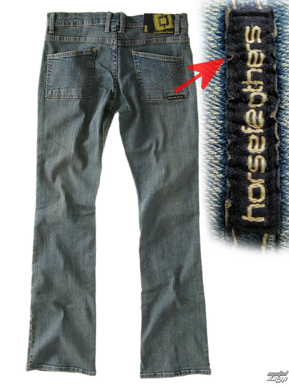 pantaloni donna (jeans) Horsefeathers Gemello
