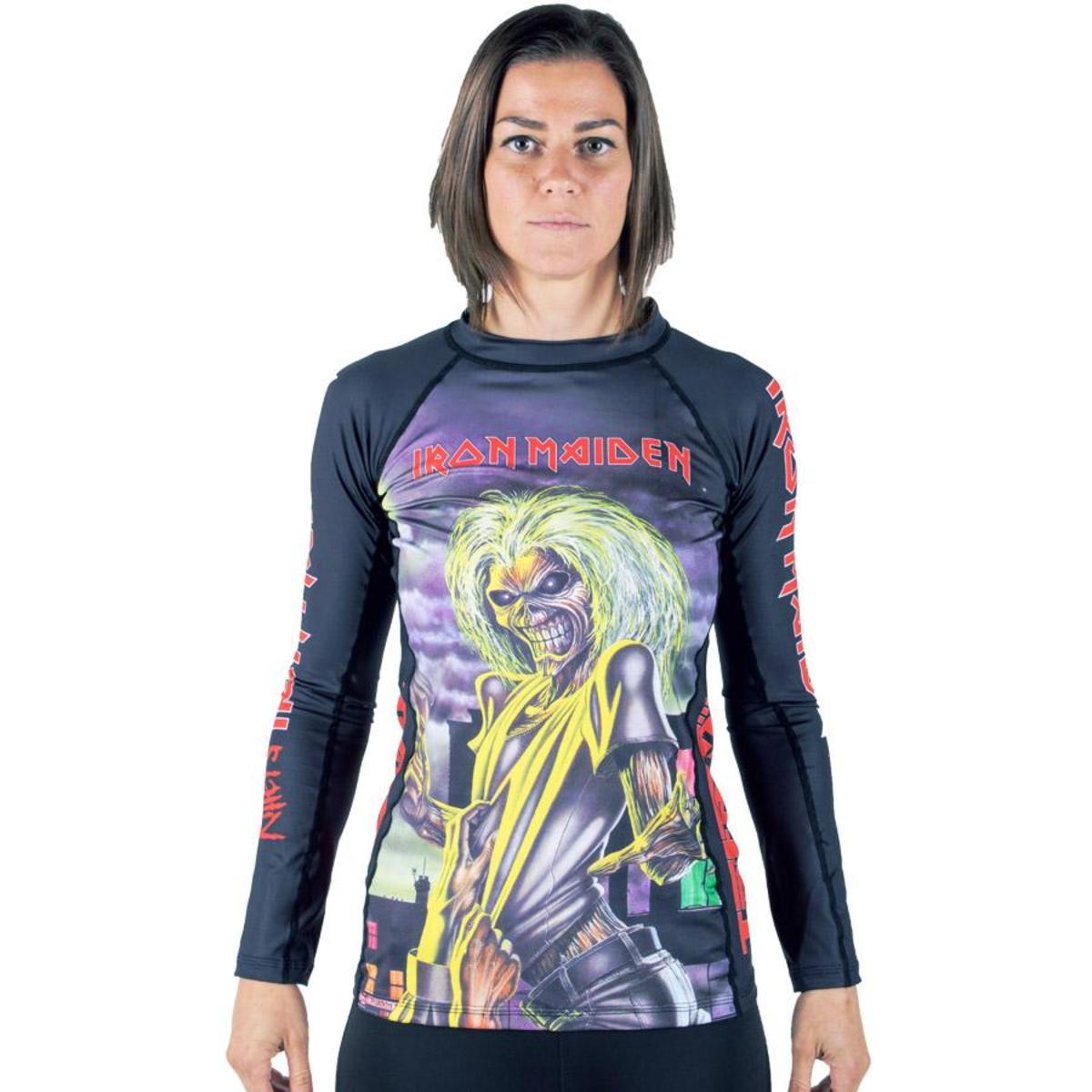 Donna Maiden Metal Tatami Iron Tat007 T Shirt hdtQrCs