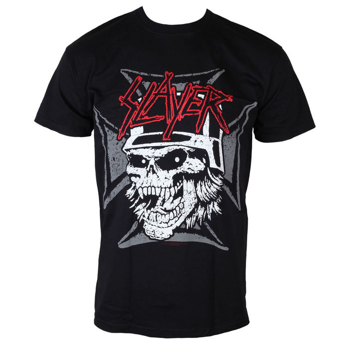 t-shirt metal uomo Slayer - Graphic Skull - ROCK OFF