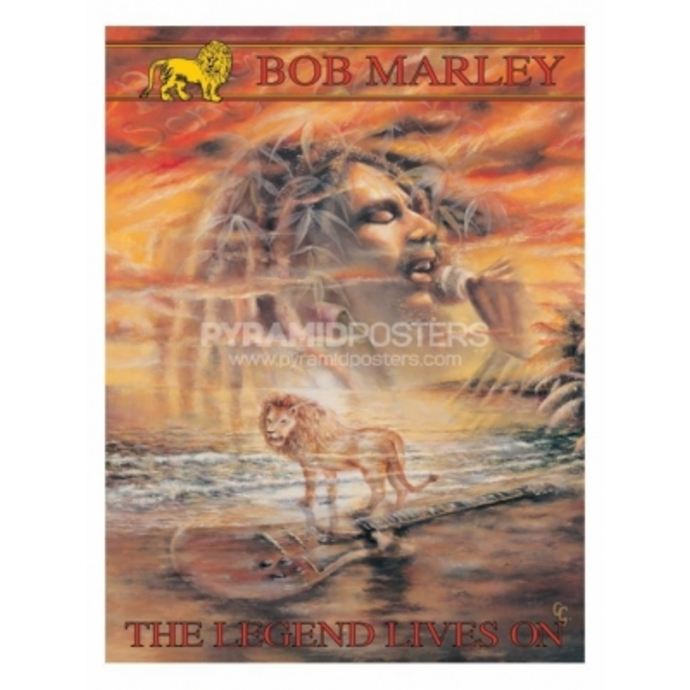 poster - Bob Marley (Legend Lives On) - PP30664