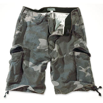 pantaloncini uomo SURPLUS VINTAGE Short - Nightcamo - 05-5596-31