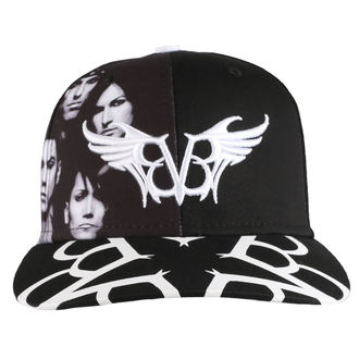 berretto BLACK VEIL BRIDES - BAND - PLASTIC HEAD, PLASTIC HEAD, Black Veil Brides