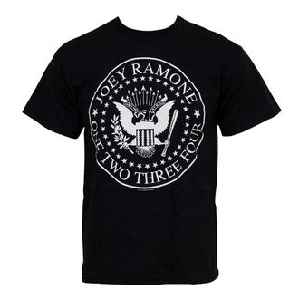t-shirt metal uomo Ramones - 1234 Seal - ROCK OFF - JRTEE02MB