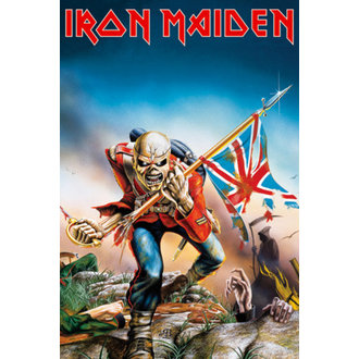 poster - Iron Maiden - Trooper - GB posters - LP1401