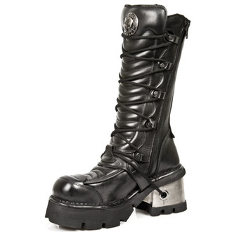 stivali in pelle - 991-S1 - NEW ROCK