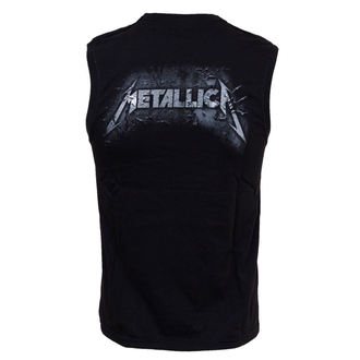 t-shirt uomo Metallica - Nero Corrosivo - LIVE NATION - 10445