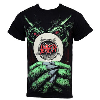 t-shirt metal uomo Slayer - Root Of All Evil - ROCK OFF - SLAYTEE05MB