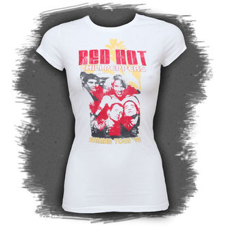 t-shirt metal donna Red Hot Chili Peppers - Summer 92 - BRAVADO - RHP1123