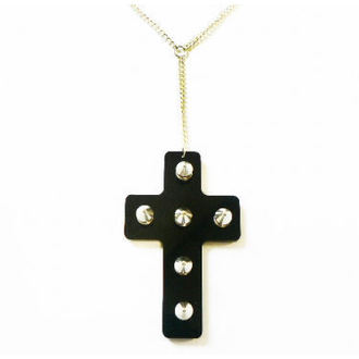 collana Extreme Largeness - Nero Cross, Extreme Largeness