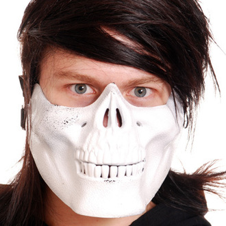 maschera POIZEN INDUSTRIES - Skull Mask, POIZEN INDUSTRIES
