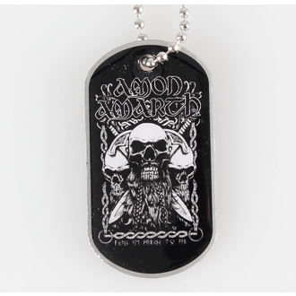 collana ( piastrina) Amon Amarth - Bearded Skull - RAZAMATAZ - DT035