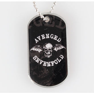 collana ( piastrina) Avenged Sevenfold - Death Bat - RAZAMATAZ, RAZAMATAZ, Avenged Sevenfold