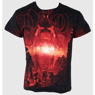 t-shirt metal uomo Dio - Last In Line Allover - Just Say Rock, Just Say Rock, Dio