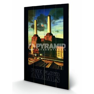 in legno immagine Pink Floyd - Animali - Pyramid Posters - LW10344P