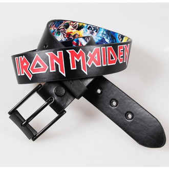 cintura Lowlife - Iron Maiden - Battle of the Fasce - Cover Stud - LL944