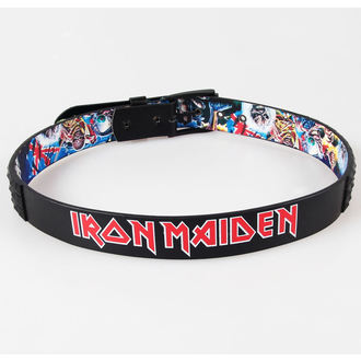 cintura Lowlife - Iron Maiden - Battle of the Fasce - Cover Stud