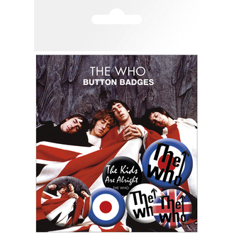 spille The Who - Lyrics And Logos, Who