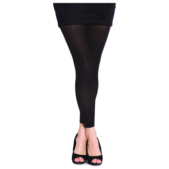 leggings (collant) PAMELA MANN - 120 Denier Footles - Nero - PM002