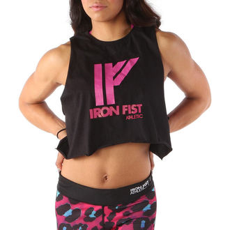 top donna IRON FIST - ATHLETIC - Robo Reattivo - NR