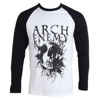 t-shirt metal uomo Arch Enemy - Skull Baseball - RAZAMATAZ, RAZAMATAZ, Arch Enemy