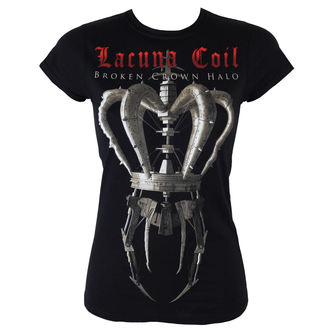 t-shirt metal donna Lacuna Coil - Broken Crown Halo - PLASTIC HEAD, PLASTIC HEAD, Lacuna Coil