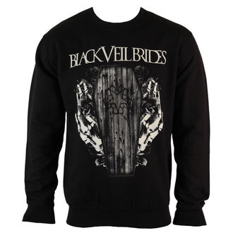 felpa senza cappuccio uomo Black Veil Brides - Deaths Grip - PLASTIC HEAD, PLASTIC HEAD, Black Veil Brides