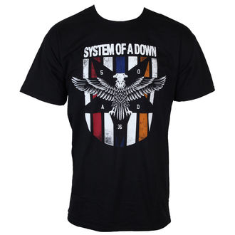 t-shirt metal uomo System of a Down - Eagle Colours - ROCK OFF, ROCK OFF, System of a Down
