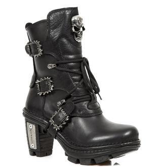 Scarpe Metal Rock Con Shop neotr066 New it Il Tacco Donna M JcKTl3F1