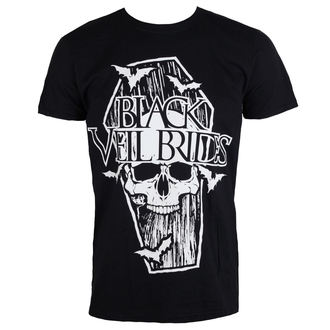 t-shirt metal uomo Black Veil Brides - Coffin - PLASTIC HEAD, PLASTIC HEAD, Black Veil Brides