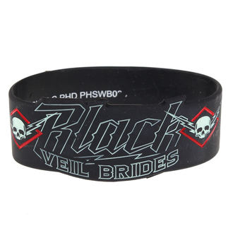 braccialetto di gomma Black Veil Brides - High Voltage - PLASTIC HEAD, PLASTIC HEAD, Black Veil Brides