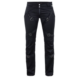 Pantaloni donna QUEEN OF DARKNESS - Black, QUEEN OF DARKNESS