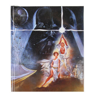 Bloc notes STAR WARS - DARTH VADER - LOW FREQUENCY, LOW FREQUENCY
