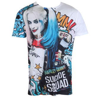 t-shirt film uomo Suicide Squad - Graffiti - LIVE NATION, LIVE NATION