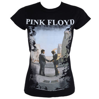 t-shirt metal donna Pink Floyd - Burning Man - LOW FREQUENCY, LOW FREQUENCY, Pink Floyd