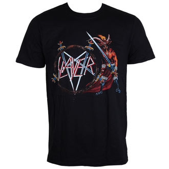 t-shirt metal uomo Slayer - Show No Mercy - ROCK OFF, ROCK OFF, Slayer