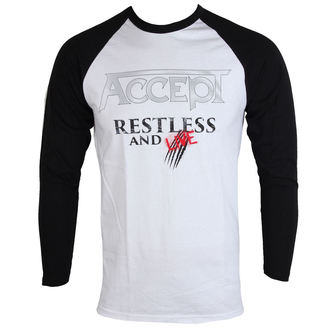 t-shirt metal uomo Accept - Restless and live - NUCLEAR BLAST, NUCLEAR BLAST, Accept