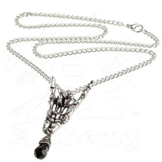 collana ALCHEMY GOTHIC - Maloik: Sign Of The Horns, ALCHEMY GOTHIC