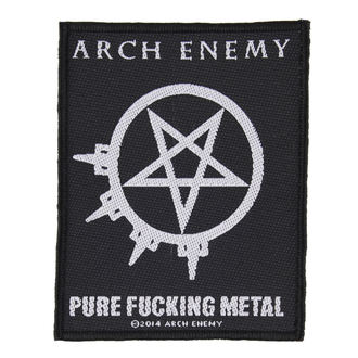 toppa ARCH ENEMY - PURE FUCKING METAL - RAZAMATAZ, RAZAMATAZ, Arch Enemy