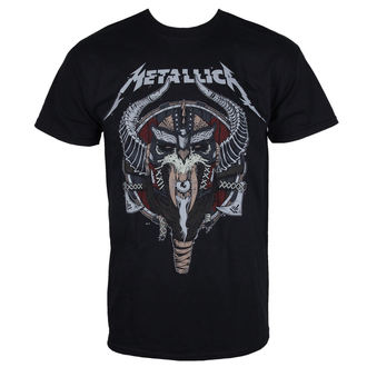 t-shirt metal donna Metallica - CLASSIC LOGO WHITE - AMPLIFIED