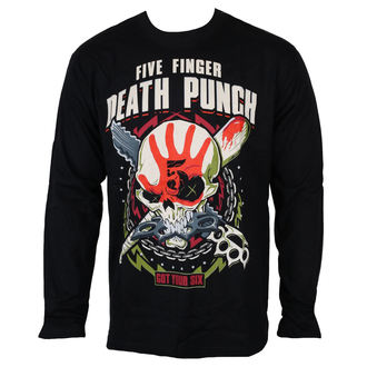 t-shirt metal uomo Five Finger Death Punch - Black - ROCK OFF, ROCK OFF, Five Finger Death Punch