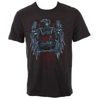t-shirt metal uomo Slayer - AMPLIFIED - AMPLIFIED, AMPLIFIED, Slayer