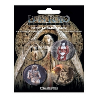 spille - Luis Royo - BP80132 - Pyramid Posters